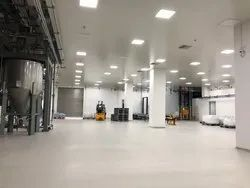 Corporate and Commercial Installation PU Flooring