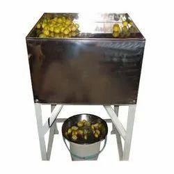 For Commercial Semi-Automatic Lemon Cutter machine