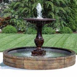 Fiberglass Fountain