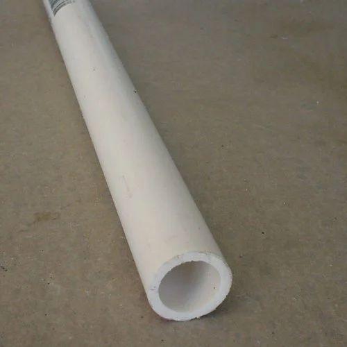 1 White Pvc Pipe