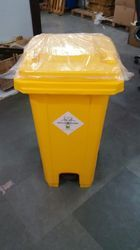 Hospital Wheeled Waste Bin