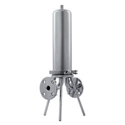 Jacketed Vent Filter Housing