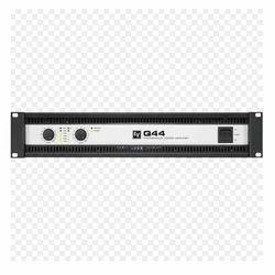 2100 W Per Channel Class -h Power Amplifier