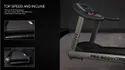 Heavy Duty Commercial AC Motorized Treadmill 754