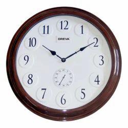 Overa AQ 4257 Wooden Clock