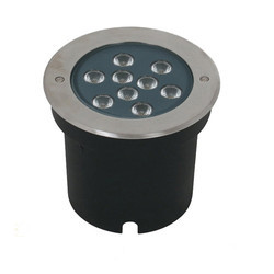 9W Avion Outdoor LED Inground Lights