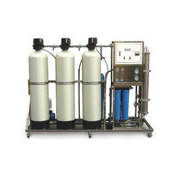 500L/H Industrial RO Water Treatment Plant, RO Capacity: Onward 200L/H