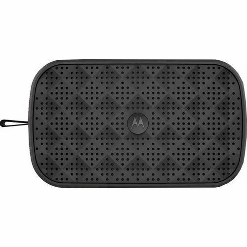 Motorola Sp006 Bk Sonic Play 100 Bluetooth Speaker