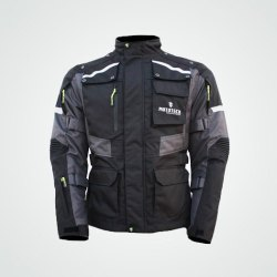 Full Sleeves Men Mototech Trailblazer Tourpro Riding Jacket