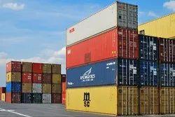 Ocean Cargo Shipping Container