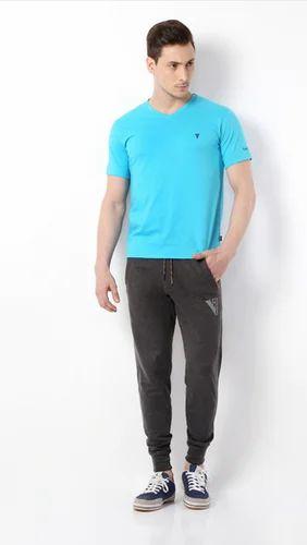 12b14938cd Van Heusen Grey Jogger Pants IHNTK1LRC50044 at Rs 1399 /piece   Mens ...