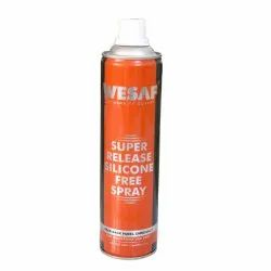 Silicone Free Spray