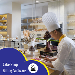 Cake Shop Billing Software