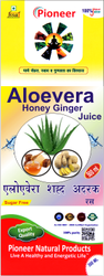 Aloe Vera Honey Ginger Juice 500 Ml