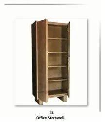 Steel Wooden Library Racks,Science Storage Multipurpose Cupboards