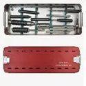 Titanium Elastic Nail 10 Pieces Orthopedic Surgical Instrument Set