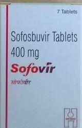 400 MG Sofosbuvir Tablets