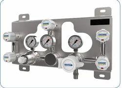 GasArc Spec Master HPD60 Single Stage Diaphragm Auto change Gas Control Panel