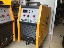 Arc Welding Heavy Duty 400i Machine, Automation Grade: Semi-Automatic