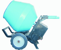 GEAR TYPE MINI PORTABLE CONCRETE MIXTURE