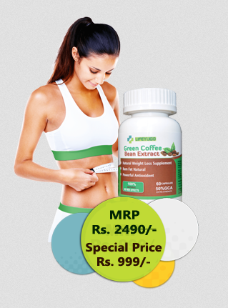 Life Yugo Green Coffee Bean Extract Capsules 1 Month Course Packaging Type Bottle Rs 999 Bottle Id 17237358462