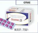 Dromac-m Drotaverine 80mg Mefenamic Acid 250mg Tablets, Packaging Type: Blister, Packaging Size: 10 X 10