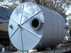 Rhino Tuff PP FRP Chemical Storage Tanks, Capacity: 250-500 L