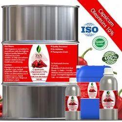 Capsicum Oleoresin 10%