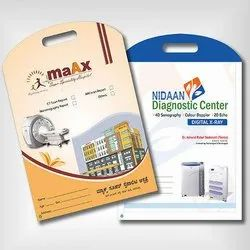PP,Paper X Ray And CT Scan Handle Bags