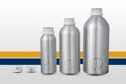 Pharma Aluminum Bottles
