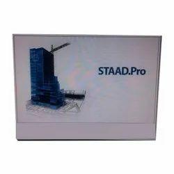 Online/Offline Staad Pro Software, For Windows