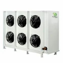 Stainless Steel Electric Ammonia Blast Freezer