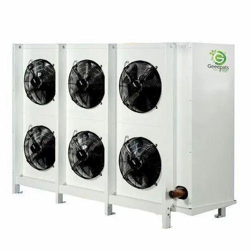 Stainless Steel Electric Ammonia Blast Freezer