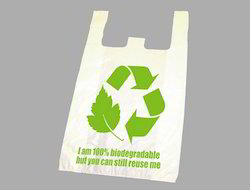 Degradable Plastic Bags