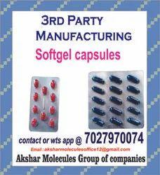 Nutraceuticals Capsules
