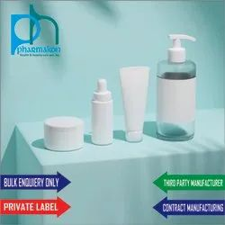 Third Party Cosmetics Cosmetic Products Private Labelling, For External