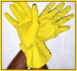 ML-75 Rubber Hand Gloves