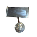 Stainless Microbial Stand, Size: 4.6 X 15.2 X 15.6 Inch