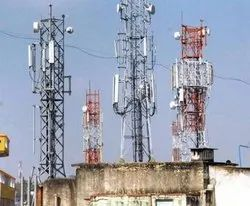Mobile Tower Installation Services, Cell Phone Tower Installation in