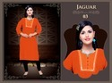 Women's / Girls Jaguar Designer Wear Kurti