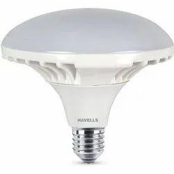 Cool daylight Mushroom Havells 40W Florid LED Bulb, Base Type: B22