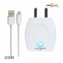 Adaptor Black,White LC030 2.4Amp Universal Adapter with Detachable Cable, 100 V Ac - 240 V Ac