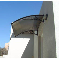 Acrylic awnings