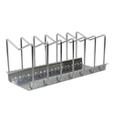Plate Storage SS Rack