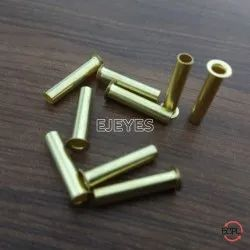 18mm Brass Tube Tubular Rivets Golden