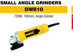 DEWALT ANGLE GRINDER DW801