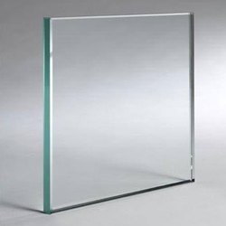 Transparent Toughened Glass, for Home, Office Interior