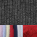 Rib Cotton Lycra Fabric 2/1 & 1/1