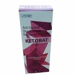 Anti Dandruff Shampoo With Ketoconazole & ZPTO
