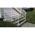 Outdoor Aluminum Railing